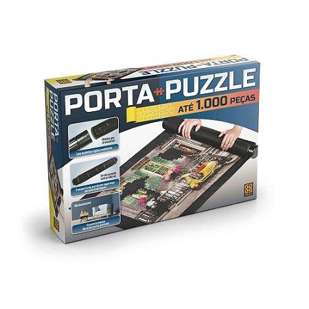 PORTA PUZZLE ATÉ 1000 PEÇAS GROW- 3466