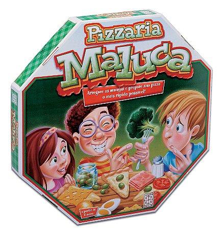 JOGO PIZZARIA MALUCA GROW- 1283