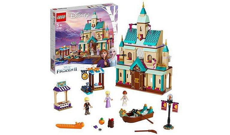 LEGO DISNEY PRINCESS - A ALDEIA DO CASTELO DE ARANDELLE - 41167
