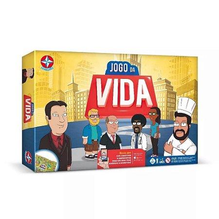 JOGO DA VIDA  ESTRELA- 0041