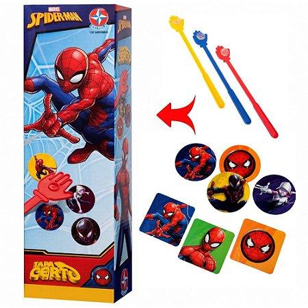 JOGO TAPA CERTO SPIDERMAN  ESTRELA- 0043