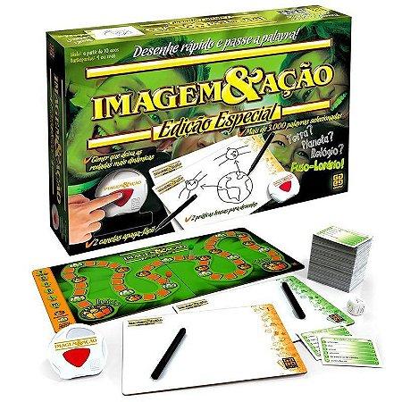 JOGO IMAGEM E AÇÃO EDIÇÃO ESPECIAL GROW- 2959