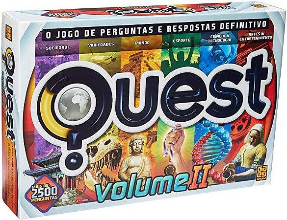 JOGO QUEST VOLUME 2 GROW- 3011