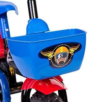 BICICLETA INFANTIL MOTO BIKE ARO 12 STILL KIDS