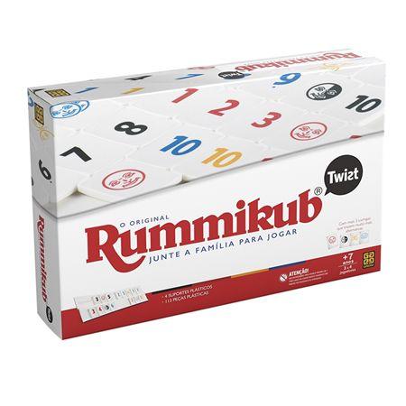 JOGO RUMMIKUB TWIST GROW- 3455