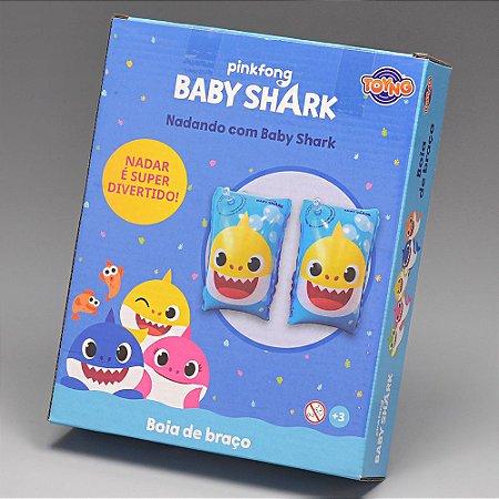 BOIA DE BRAÇO BABY SHARK TOYNG- 0105