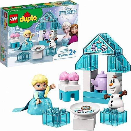 LEGO DUPLO FROZEN A FESTA DO CHÁ  DA ELSA  E DO OLAF - 10920