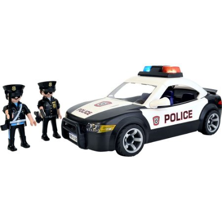 PLAYMOBIL CARRO DE POLÍCIA CITY ACTION