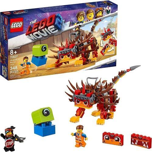 LEGO MOVIE GUERREIRA ULTRAGATA DA LUCY - 70827