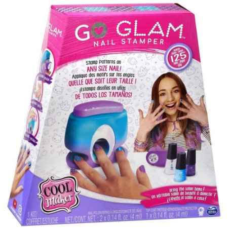 GO GLAM NAIL STAMPER COOL MAKER SUNNY
