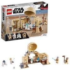 LEGO STAR WARS DISNEY  O ACAMPAMENTO DE OBI  WAN  75270