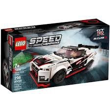 LEGO SPEED CHAMPIONS  NISSAN  GT R NISMO 76896