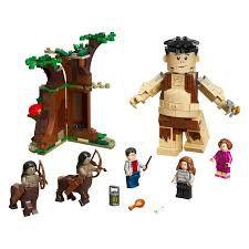 LEGO HARRY POTTER  A FLORESTA PROIBIDA GROPE  E UMBRIDGE 75967