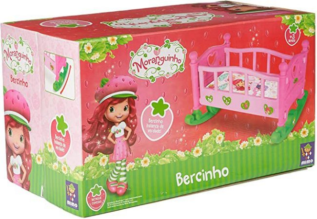 BERCINHO DA MORANGUINHO MIMO 4076