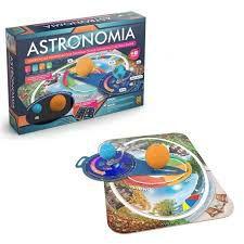 BRINQUEDO KIT DE ATIVIDADES ASTRONOMIA GROW- 3584