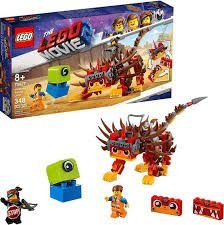 LEGO MOVIE O FILME 2 GUERREIRA ULTRAGATA DA LUCY -  70827