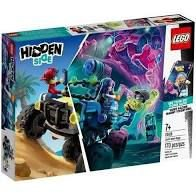 LEGO HIDDEN SIDE O  BUGGY DE PRAIA DE JACK  - 70428