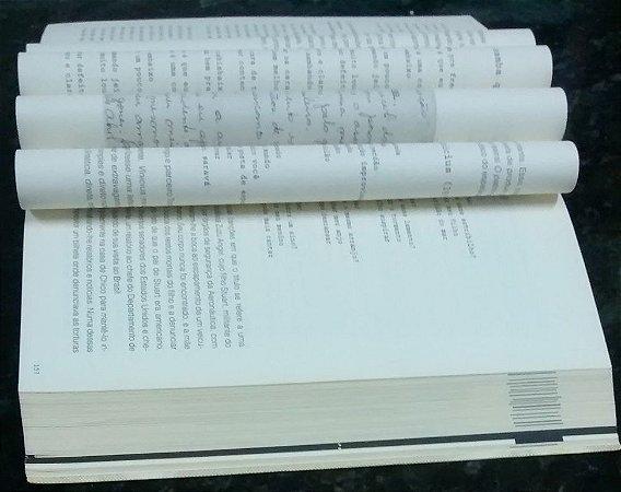 Papel Pólen Soft A4 80g Creme 1000 Fls Para Impressão de Livros de Pequena Tiragem