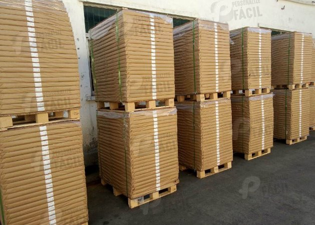 Papel Sulfite Offset 180g A4 180gr Branco Para Jato de Tinta Ou Laser 1000 Folhas  21x29,7 cm