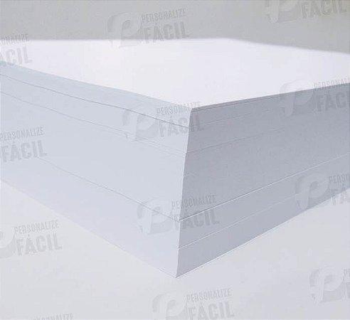 Papel 180g Para Silhouette 250 Fls Livre de Ácido P/ Scrapboock 30,5x30,5