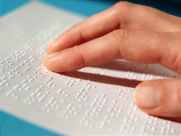Papel sulfite 120g para Braille A4 500 Folhas Brancas