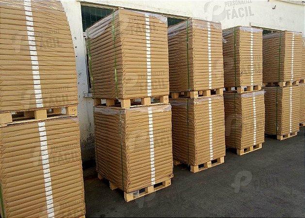 Papel Couche 210g A3 Brilho ou Fosco para impressoras laser 100 Folhas