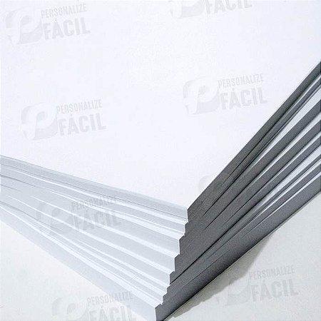 Papel Couche 300g A3 Brilho ou Fosco para impressoras laser 100 Folhas