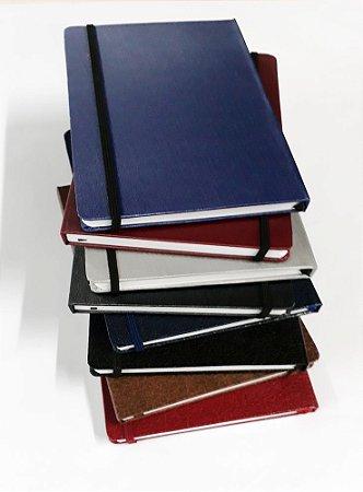 10 Cadernos Sketchbook 14x20 Caderneta Várias cores