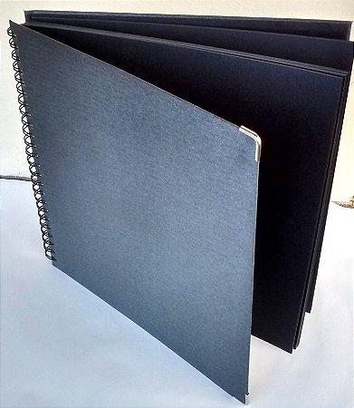 Album De Foto Caderno Scrapbook 33x32 Grande Barato 15 Anos