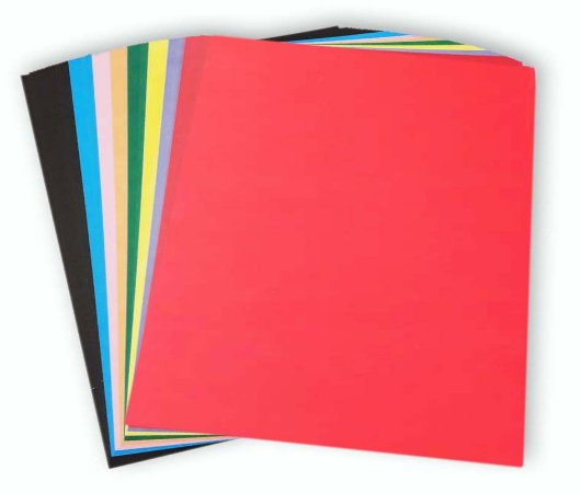 Papel Escolar Criativo Tipo Color Set Lumi A4 Com 144 Folhas