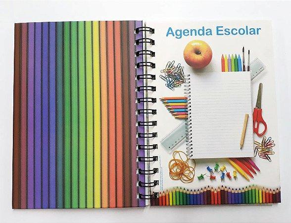Agenda Escolar Do Bebê Infantil Permanente Criança Maternal