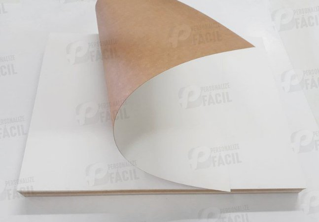 100 Papel Cartão Duplex A4 200g 200gr Embalagem Artesanato