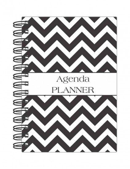 Agenda Planner Permanente Mensal Planejamento Anual