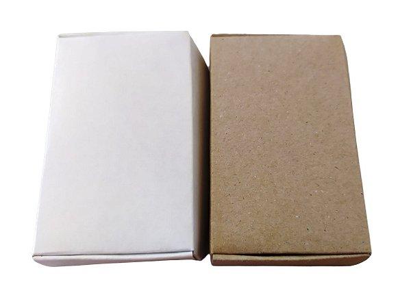 20 Caixas Papel Cartão Duplex Correio pequena embalagem artesanato 15x10x3,5