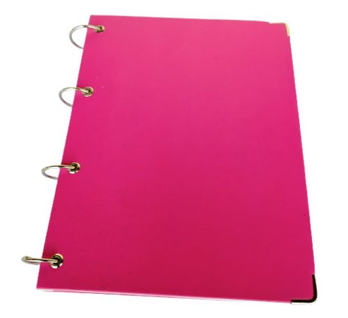 Caderno Universitário Argolado 10 Matérias Feminino Mulher