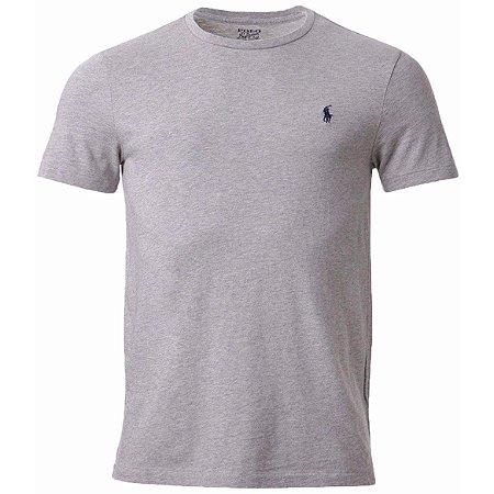 4898d3c7e11a2 Camiseta Ralph Lauren Cinza - Roupas originais masculinas de marcas ...