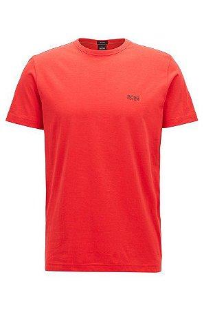 Camiseta Hugo Boss Green Vermelho Logo - Roupas originais masculinas ... 6593788997bf5