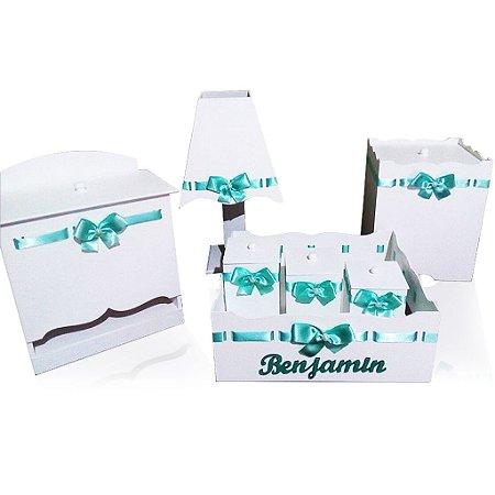 Kit Higiene Basic Baby 7 Peças