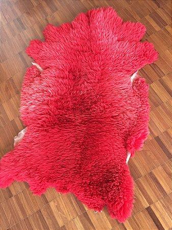 Manta de lã de cordeiro