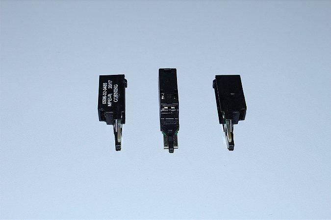Modulo de Proteção MPEI-RS - Preto - Para Bloco M10 - Caixa c/ 10 unidades