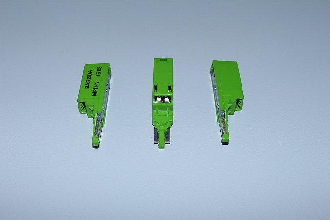 Modulo de Proteção MPEI-N - VERDE - Para Bloco M10 - Caixa c/ 10 unidades