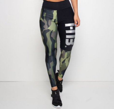 Legging Fitness Army HB