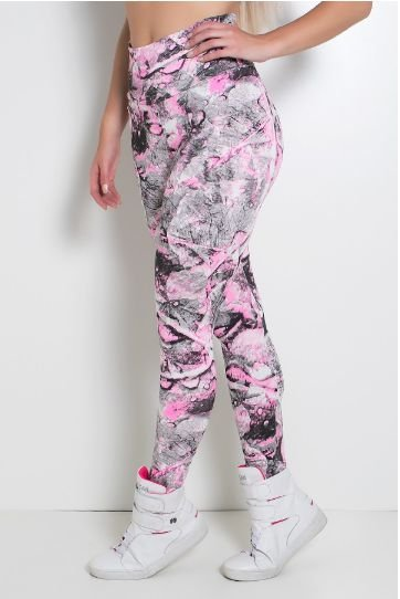 Legging Estampada Leaves