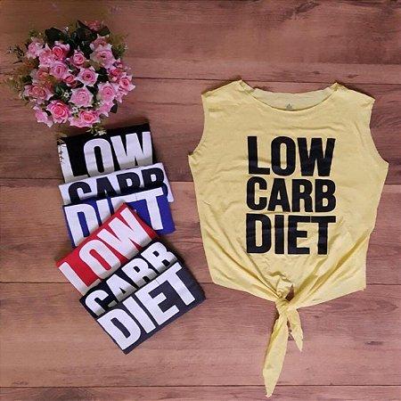 Cropped Laço - Low Carb Diet