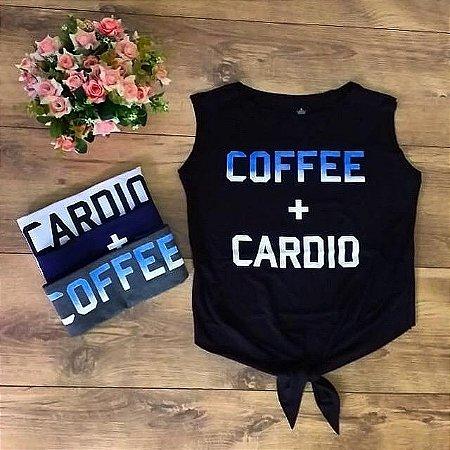 Cropped Laço - Coffe + Cardio
