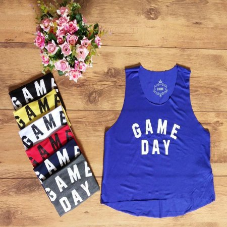 Cropped Regata - Game Day