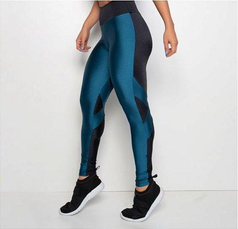 Legging Fitness Trilobal Bicolor