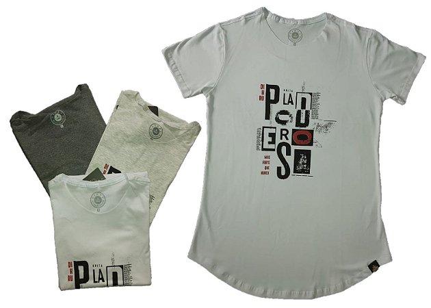 T-Shirt - Grita mais Forte que Nunca