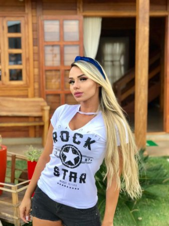 Baby Look - Rock Star