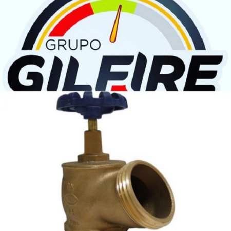 Válvula para Hidrante Industrial e Predial